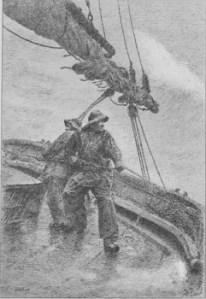 La goélette l'Albatros de 1840 au 1/55  Rudaux10