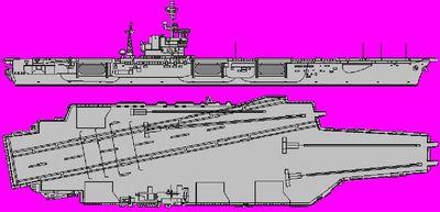 [Scratch] USS America - CV/CVA 66 (par Kanaelle) Americ10