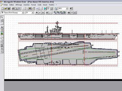 [Scratch] USS America - CV/CVA 66 (par Kanaelle) Americ11