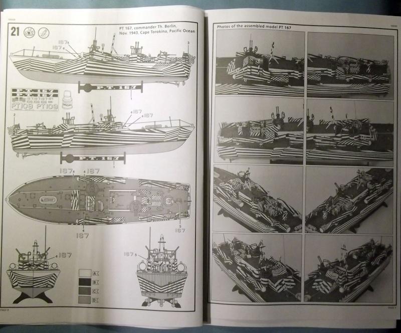 Revell - Torpedo Boat - PT109 - 1/72 Pt_0610