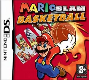 [Test DS] Mario Slam Basket Ball 00454910