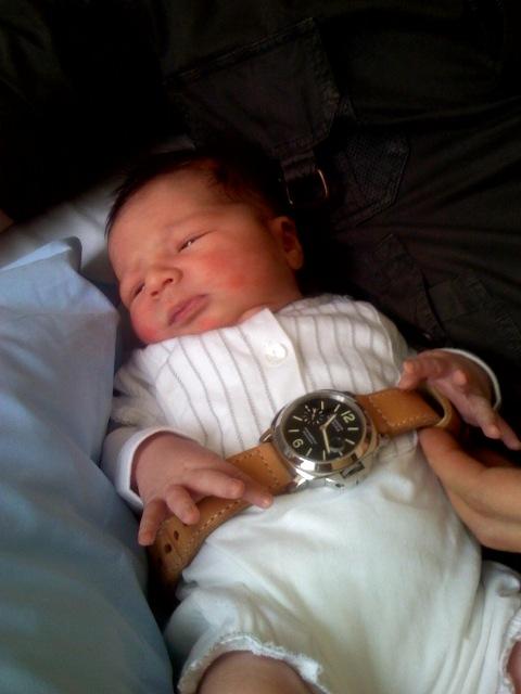 panerai - PANERAI OU BELL ROSS le retour de bébé KIM Kimpan10