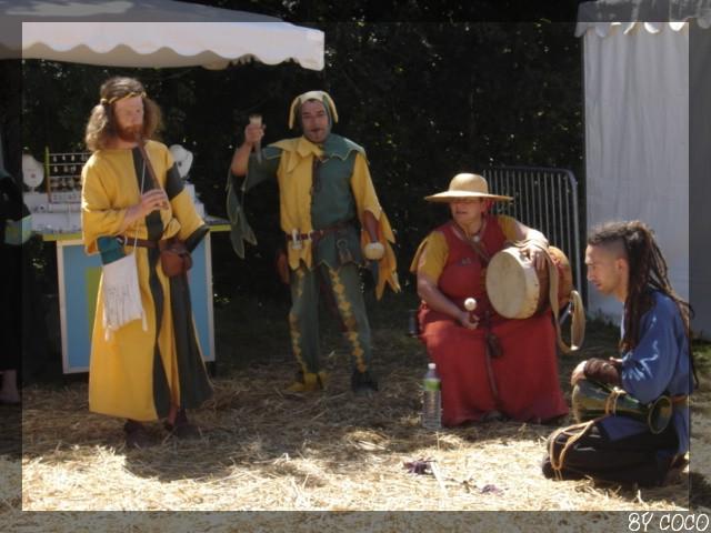 les fetes médiévales de montaner Musici10