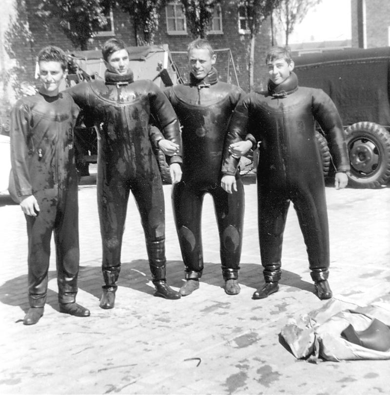 Plongeurs démineurs stage 06 à 08 en 1966 Papy_o12