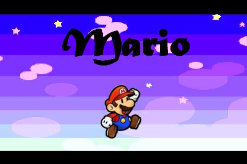 Mini Mario Land Mario10