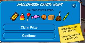 Club Penguin Halloween Candy Hunt 2011 Cheats  Club-p10