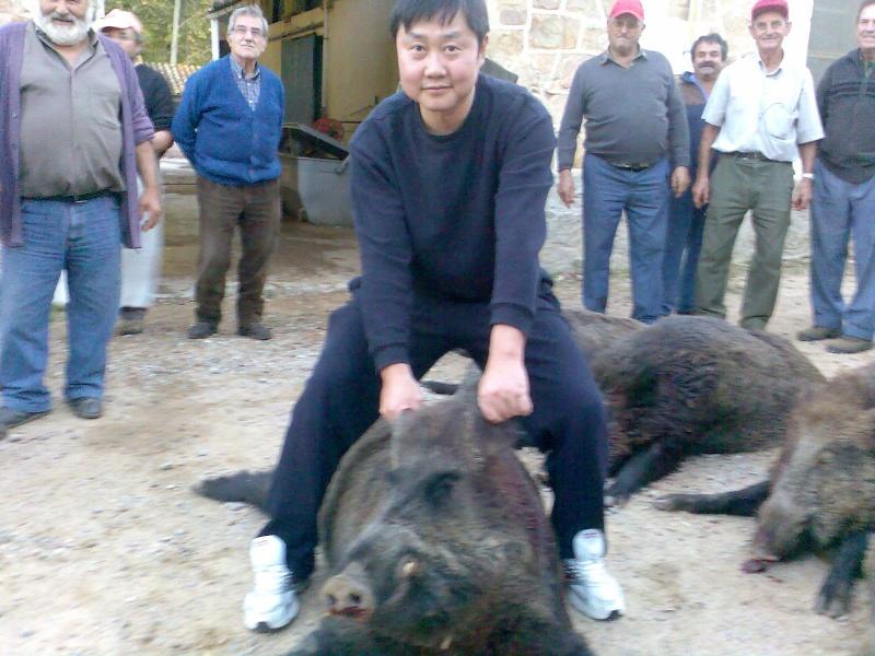 jabali de 146 kg Imagen27
