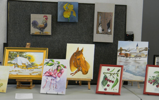 Expo des ateliers 2011-2012 ..... Dscn2310