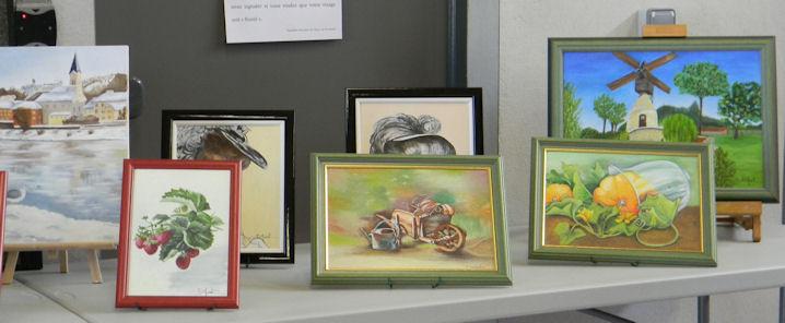 Expo des ateliers 2011-2012 ..... Dscn2311