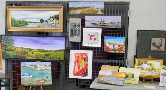Expo des ateliers 2011-2012 ..... Dscn2312