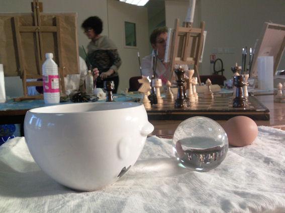 Ateliers 2012-2013 .... travail en cours .... Reflet10