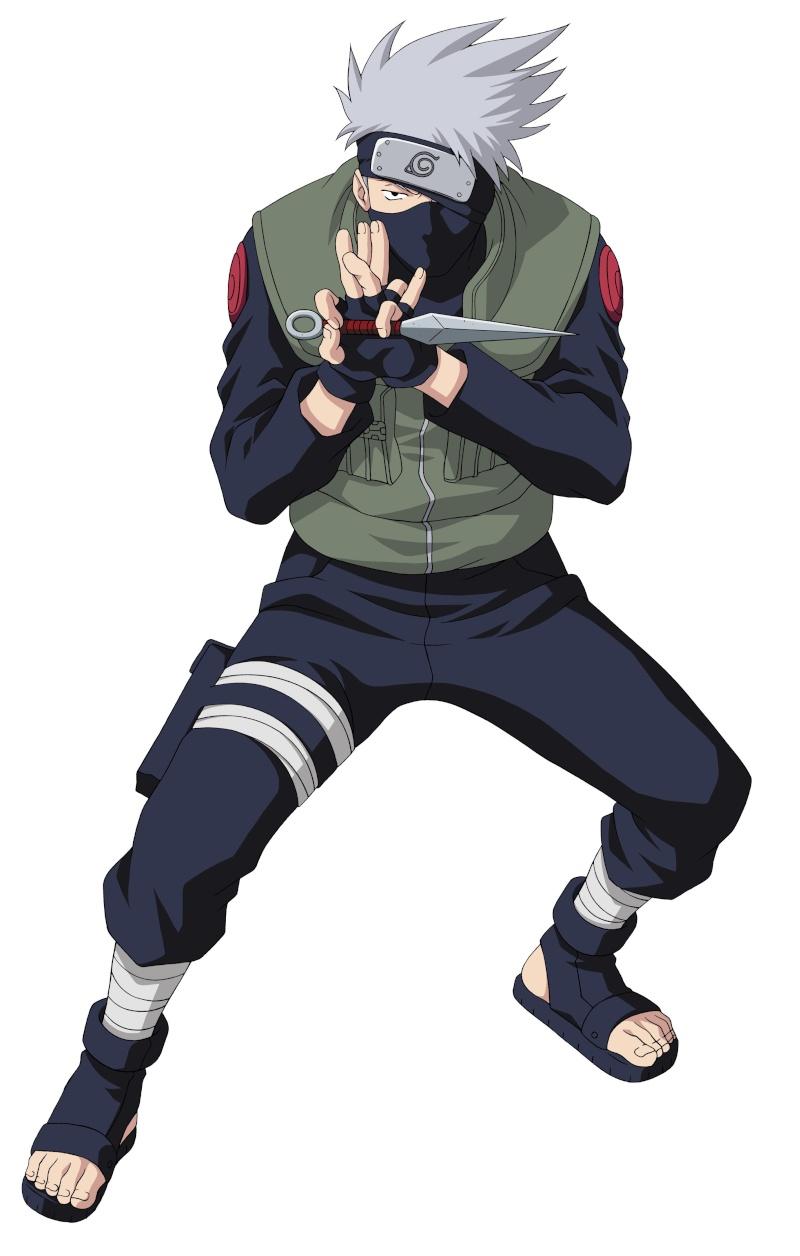 HATAKE KAKASHI Naruto12