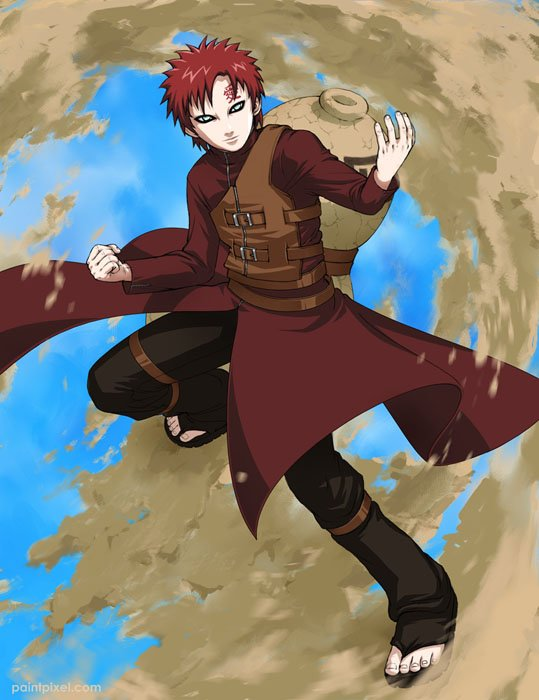 WallPapers Gaara Gaaras10