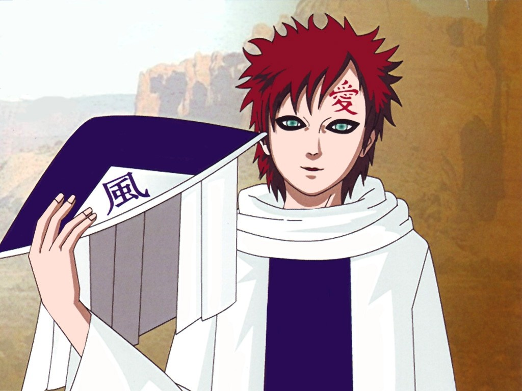 WallPapers Gaara Naruto46