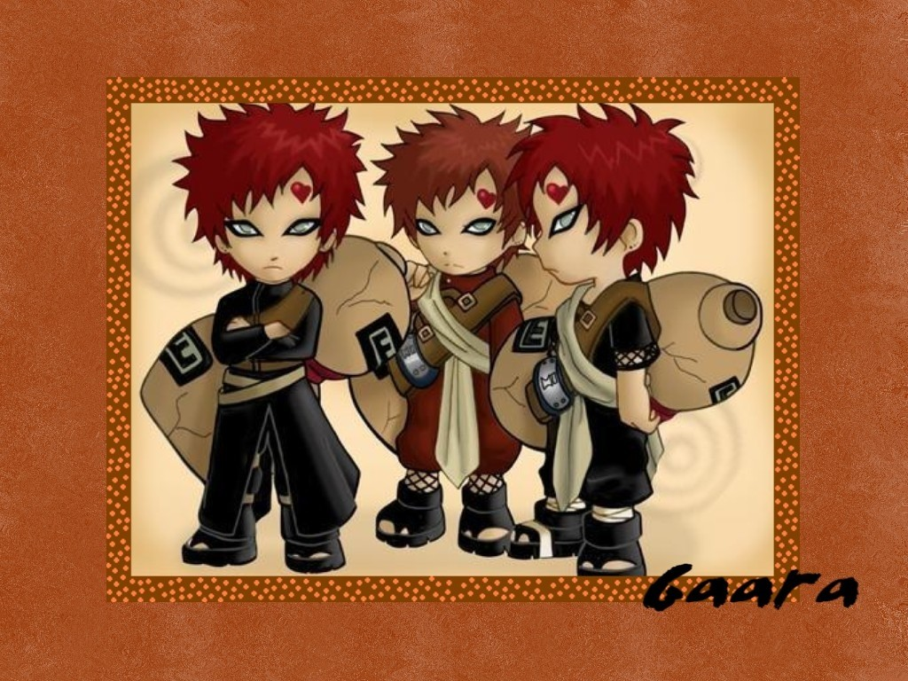 WallPapers Gaara Naruto47