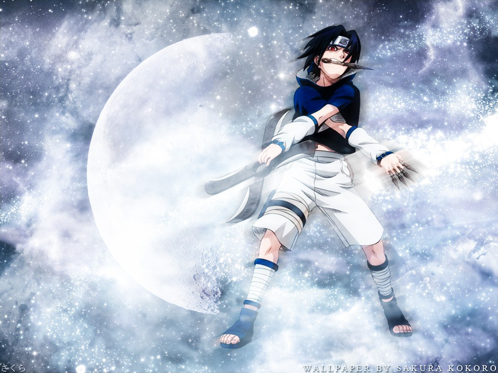 WallPapers de Sasuke Naruto53