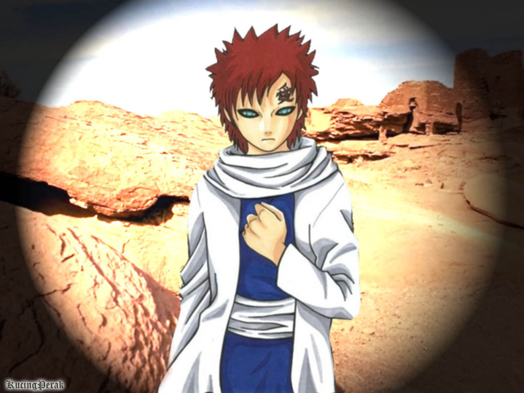 WallPapers Gaara Naruto57