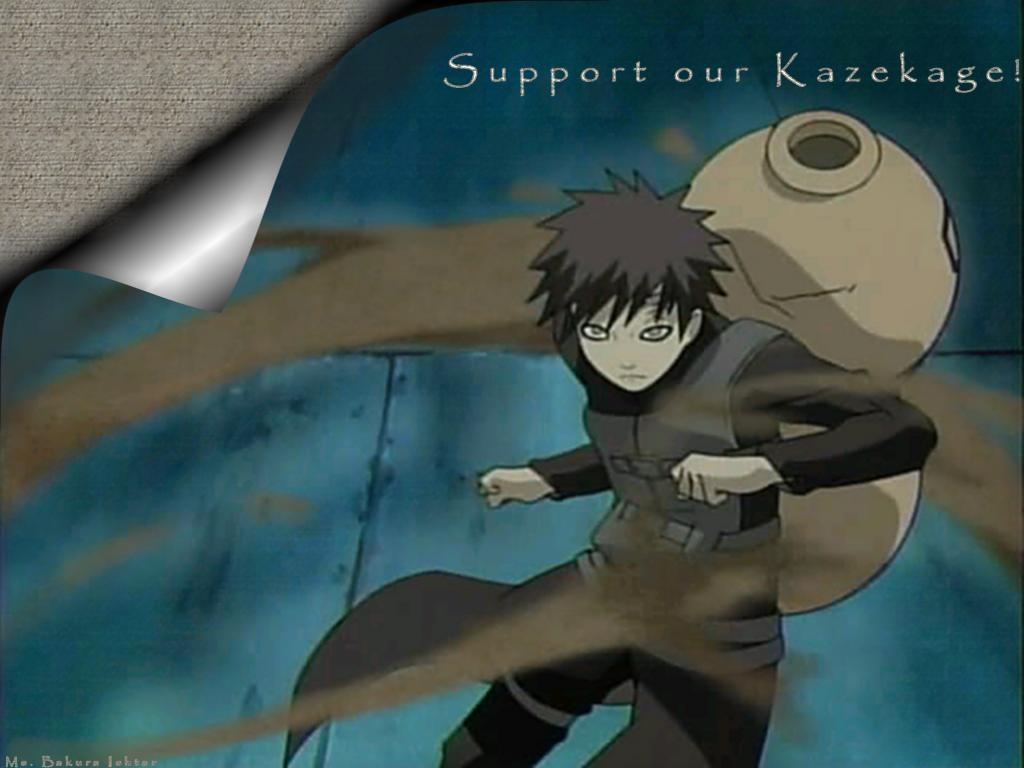 WallPapers Gaara Naruto60