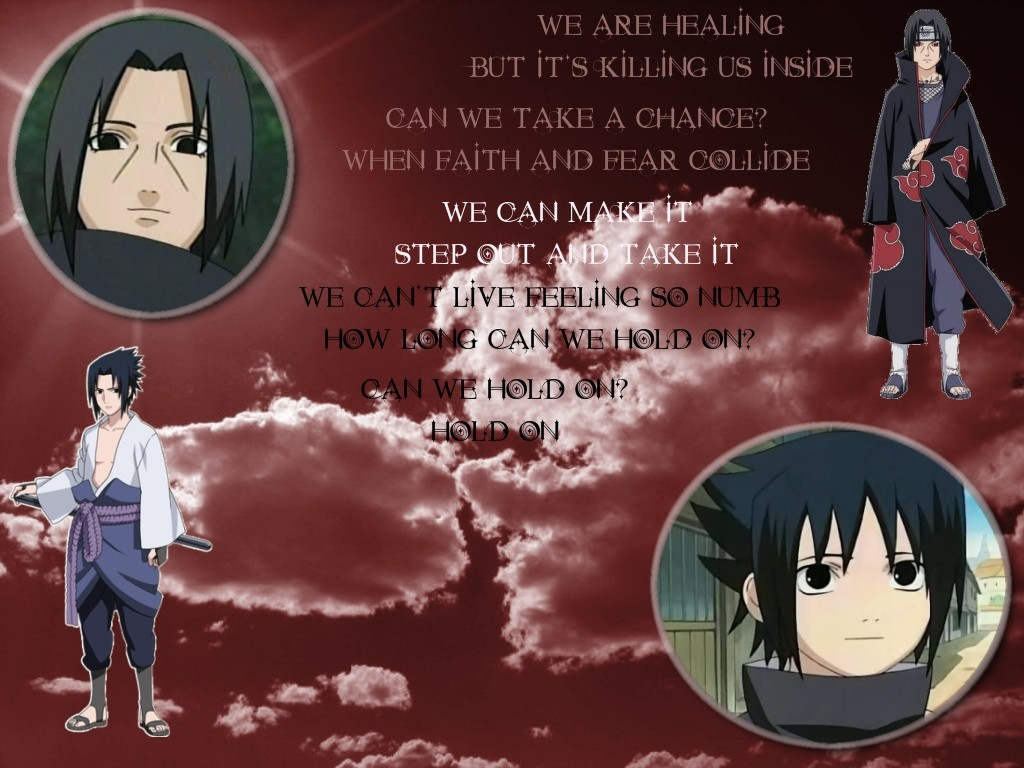 WallPapers de Sasuke Naruto62