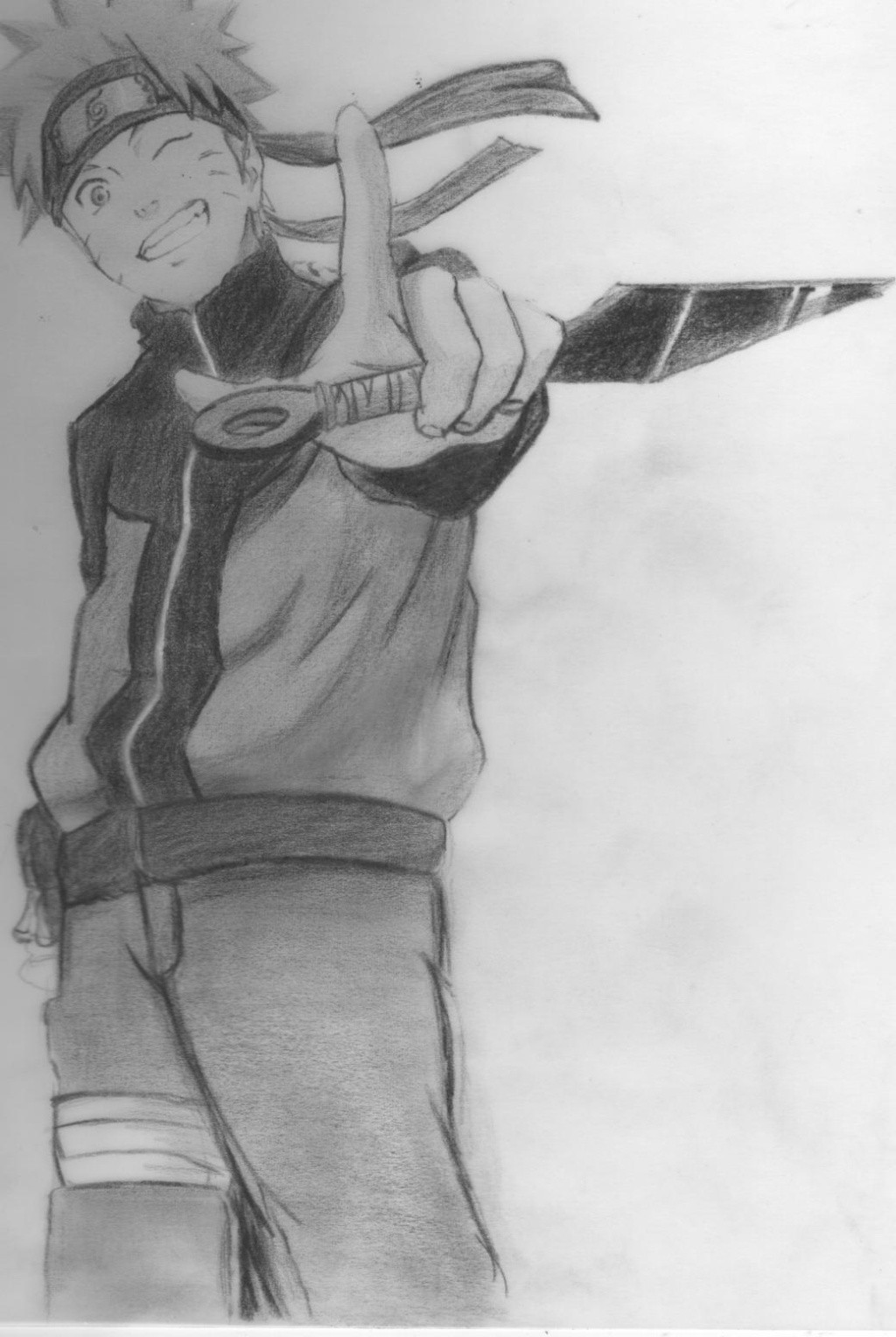 mis fan art Naruto13