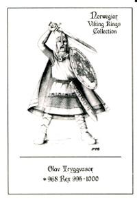 algunos reyes escandinavos Olav10