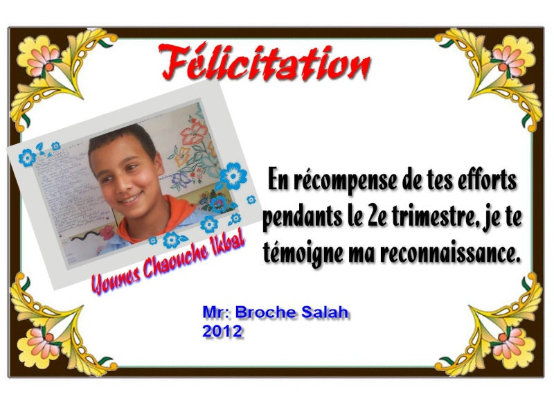 Certificat par Mr: Broche Salah 1 Ahmed_10