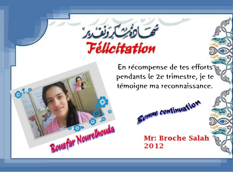 Certificat par Mr: Broche Salah 2 Bouafa10