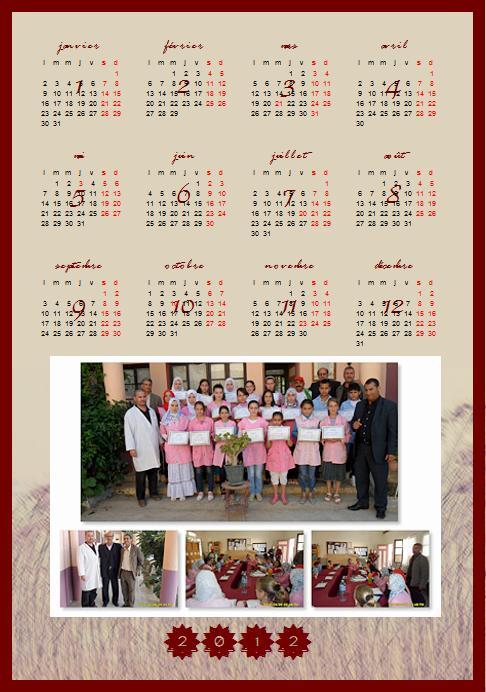calendrier 2012 avec photo 4 Calend13