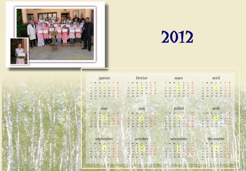 calendrier 2012 avec photo 10 Calend19