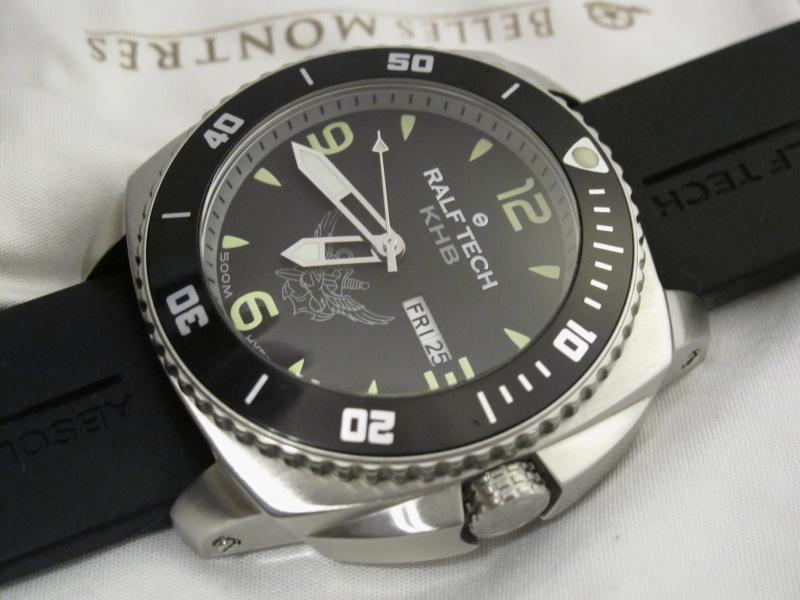 ralf - Les montres actuelles du Commando Hubert, Ralf Tech Img_5611