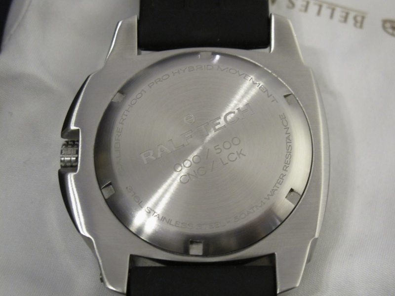 ralf - Les montres actuelles du Commando Hubert, Ralf Tech Img_5614