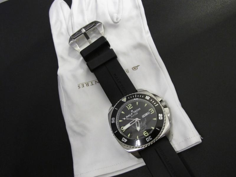 ralf - Les montres actuelles du Commando Hubert, Ralf Tech Img_5618