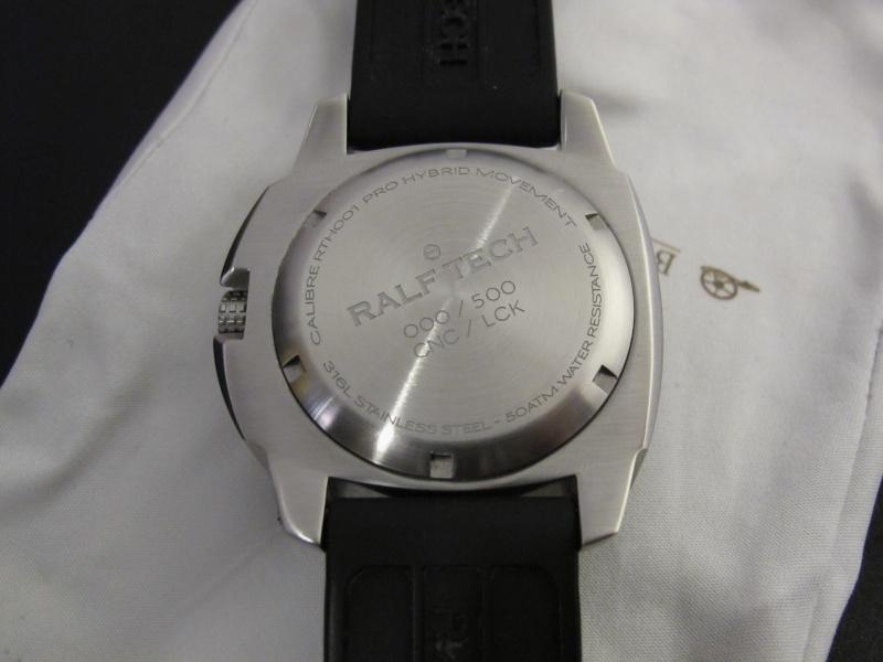 ralf - Les montres actuelles du Commando Hubert, Ralf Tech Img_5620