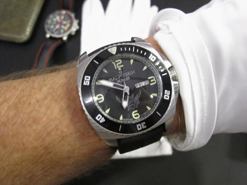 ralf - Les montres actuelles du Commando Hubert, Ralf Tech Img_5621