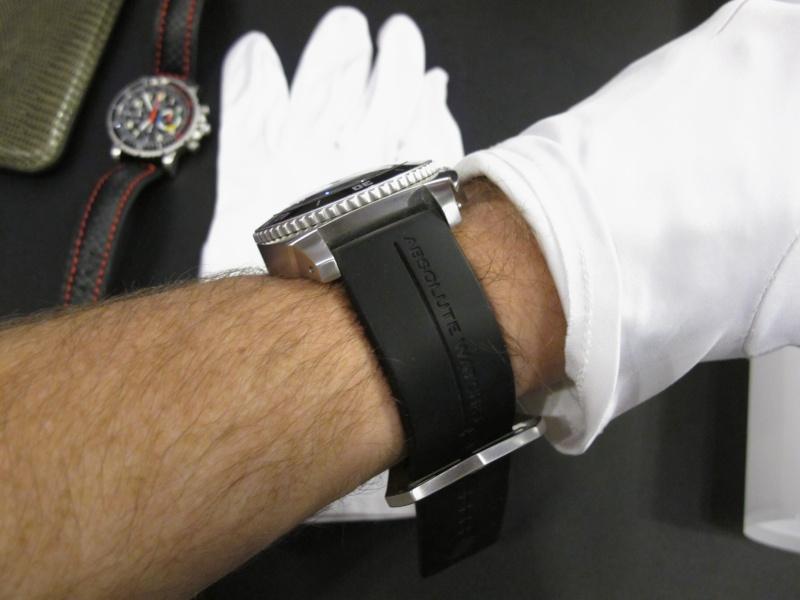 ralf - Les montres actuelles du Commando Hubert, Ralf Tech Img_5622