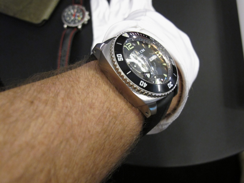 ralf - Les montres actuelles du Commando Hubert, Ralf Tech Img_5625