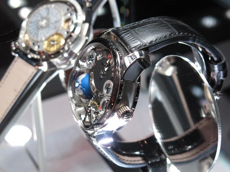 Un nouveau modèle chez Greubel Forsey, la GMT ! Img_5857