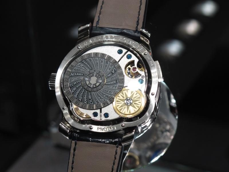 Un nouveau modèle chez Greubel Forsey, la GMT ! Img_5858