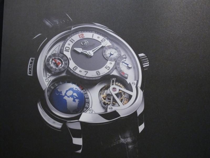 Un nouveau modèle chez Greubel Forsey, la GMT ! Img_5910
