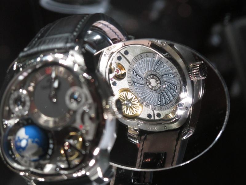 Un nouveau modèle chez Greubel Forsey, la GMT ! Img_5911