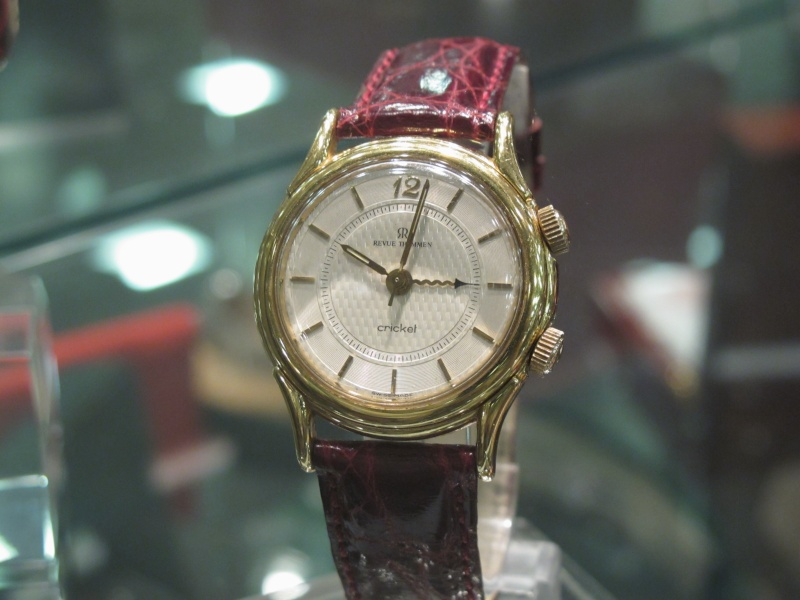 Salon de la montre Bourg La Reine (92), les 10 et 11 décembre 2011 Img_6320