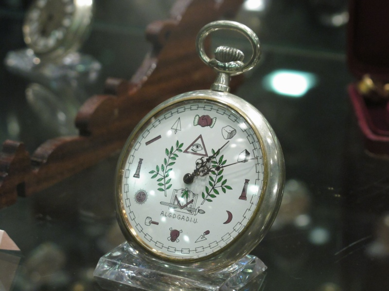 Salon de la montre Bourg La Reine (92), les 10 et 11 décembre 2011 Img_6443