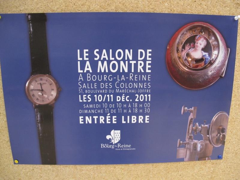 Salon de la montre Bourg La Reine (92), les 10 et 11 décembre 2011 Img_6510