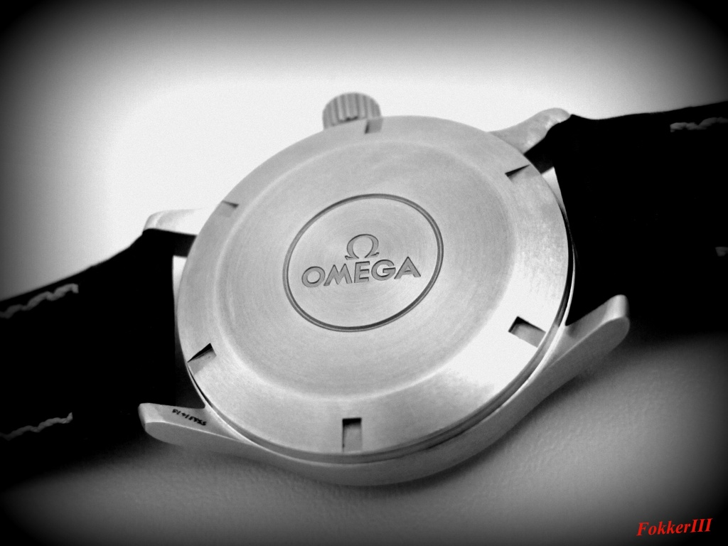 "Mon Omega Dynamic III, Date Only, "" Boule et Bill "" Omegad11"