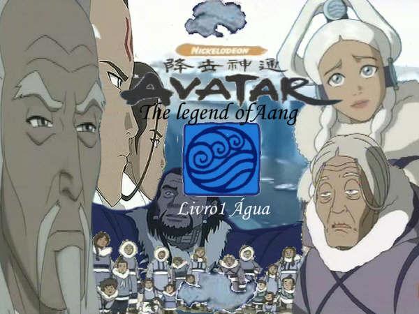 Papéis de Parede - Avatar a lenda de aang Avatar10