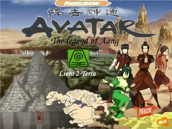 Papéis de Parede - Avatar a lenda de aang Avatar11