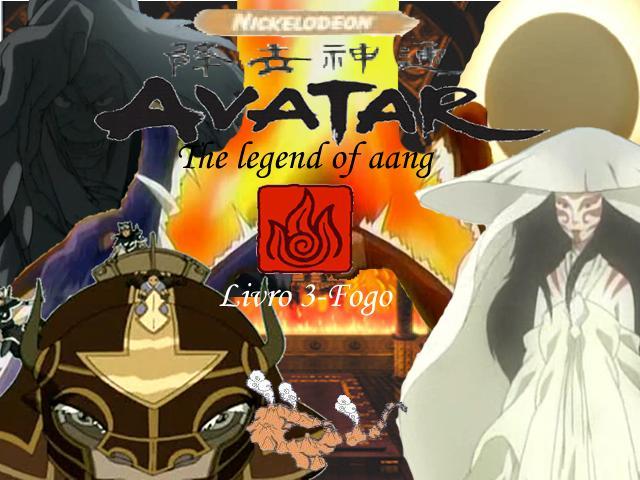 Papéis de Parede - Avatar a lenda de aang Avatar12
