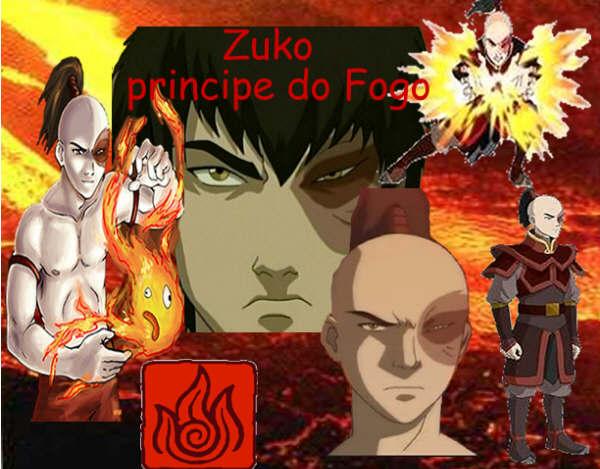 Papéis de Parede - Avatar a lenda de aang Zuko10