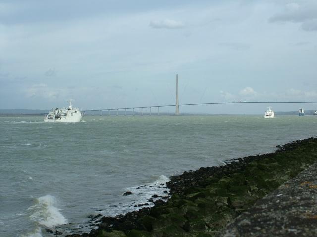 [Activité hors-Marine des ports] LE PORT DE ROUEN - Page 2 2011-116