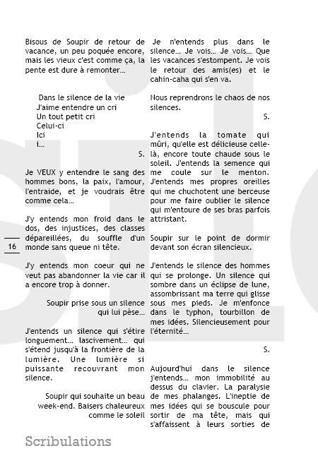 [Monade] Scribulations Aafacs11